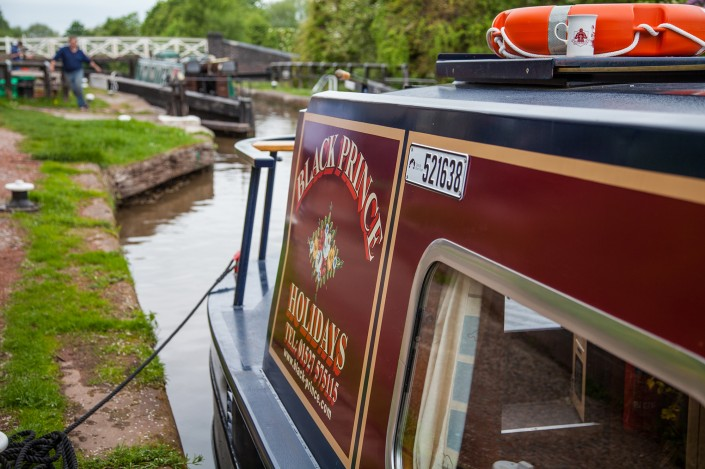 IMG 4270 44 705x469 Promotional Photography for Black Prince Boating Holidays