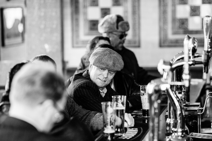 005 705x470 Commercial photography; UB40 visit the Eagle and Tun pub in Birmingham