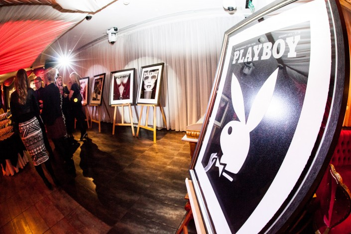 010 1 705x470 Commercial Photography; Castle Galleries exclusive event at the Playboy Club in London