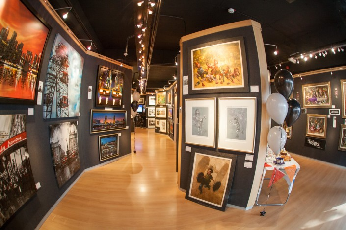 050 705x470 Commercial Photography; Castle Galleries 20th anniversary event