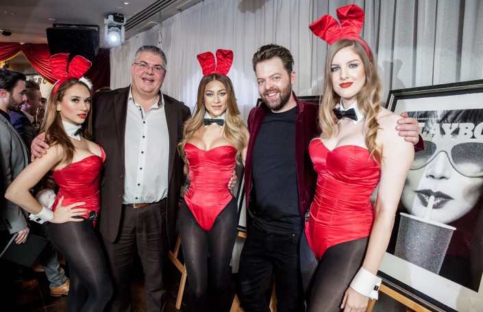 101 705x456 Commercial Photography; Castle Galleries exclusive event at the Playboy Club in London