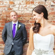 Wedding photography for Louise and Luke married August 2012