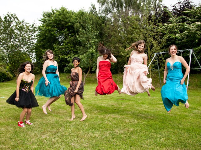 Event photography Worcestershire for Haybridge High school Prom, 2012!