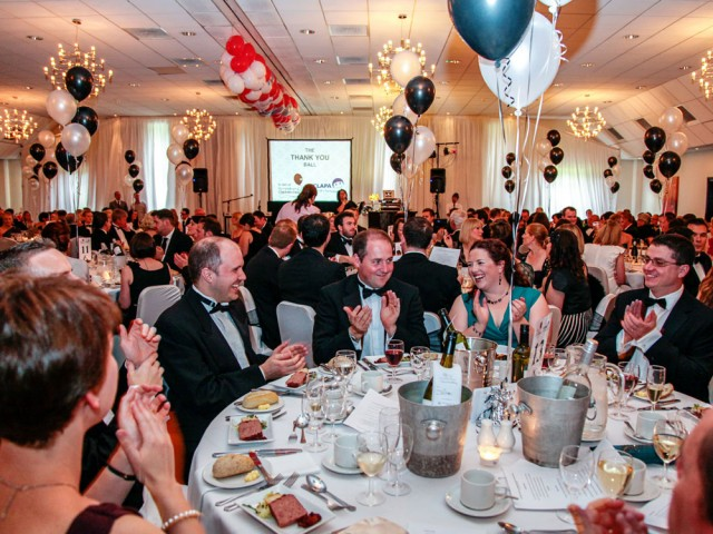 Thankyou Ball, Stratford Manor Hotel, 14 July 2012