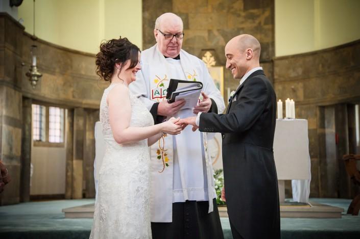 203 705x469 Wedding Photography; Carl & Gemmas wedding at Hogarths Hotel, 1st March 2014.