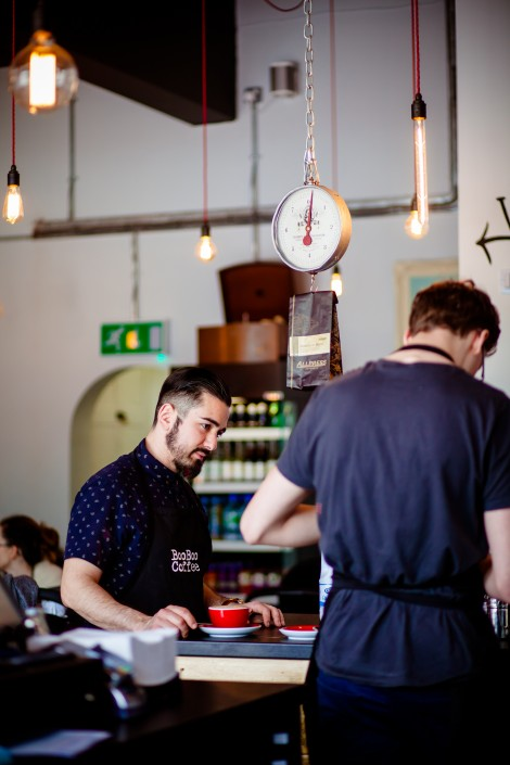 IMG 5217 470x705 Promotional Photography; Boo Boo Coffee, Harborne, Birmingham!
