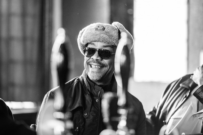008 705x471 Commercial photography; UB40 visit the Eagle and Tun pub in Birmingham
