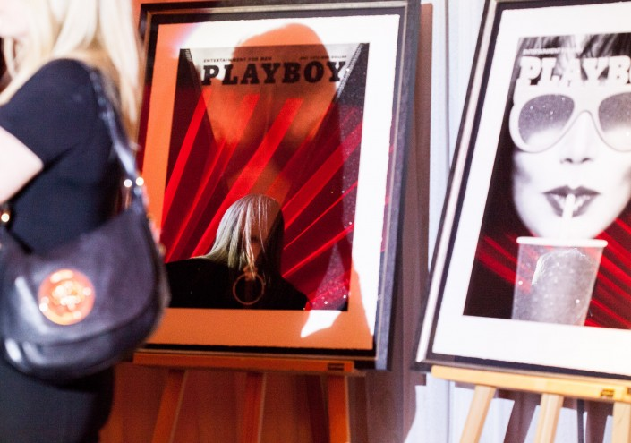 014 705x495 Commercial Photography; Castle Galleries exclusive event at the Playboy Club in London