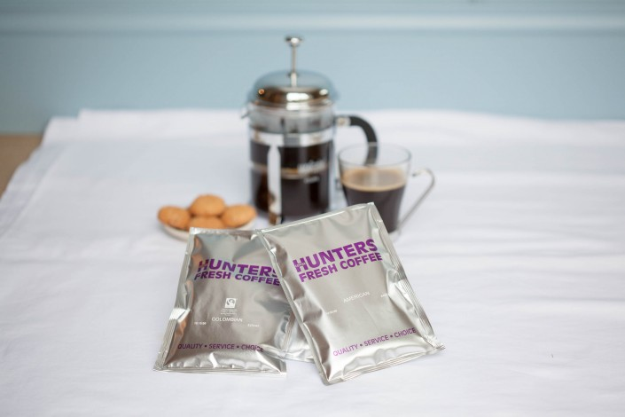 026 1 705x470 Commercial product photography; Hunters Coffee