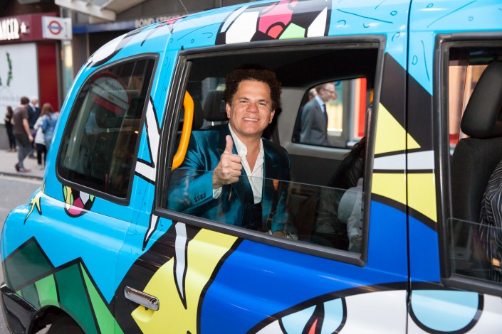 033 705x470 Commercial Photography; Castle Galleries Romero Britto preview event