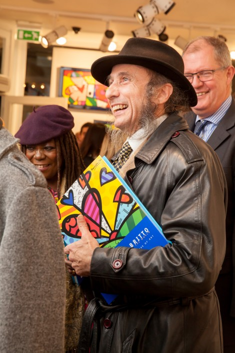 068 470x705 Commercial Photography; Castle Galleries Romero Britto preview event