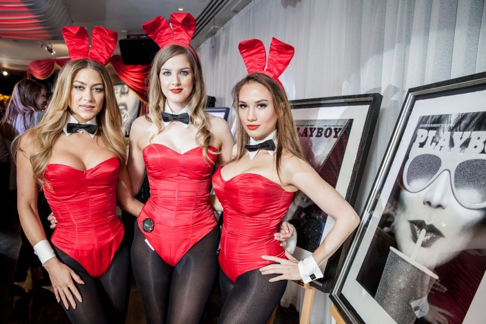 095 705x471 Commercial Photography; Castle Galleries exclusive event at the Playboy Club in London