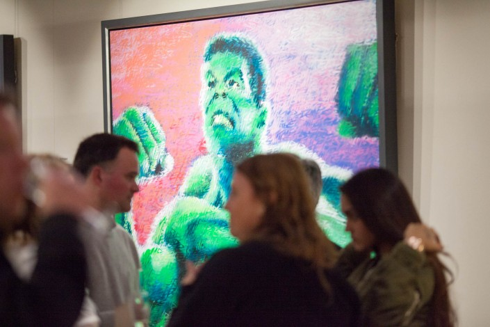 IMG 1136 705x470 Commercial Photography; Castle Galleries Temper exclusive preview event