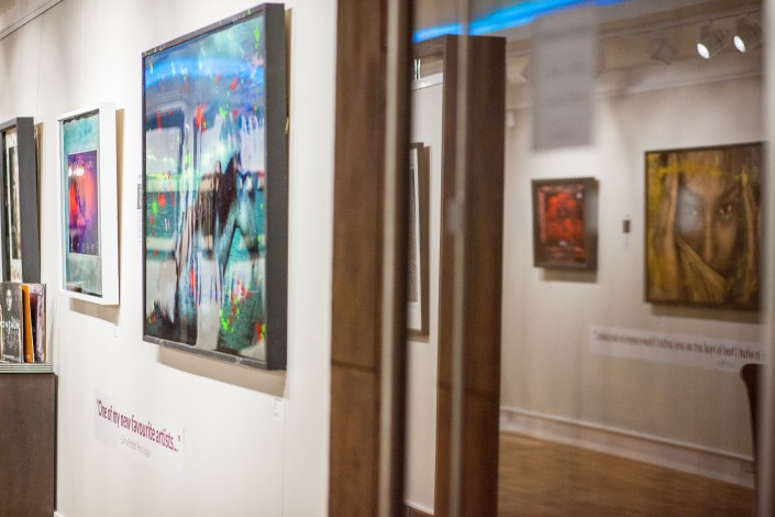 IMG 1907 705x470 Corporate photography; Castle Galleries exclusive preview of Raphael Mazzucco exhibition