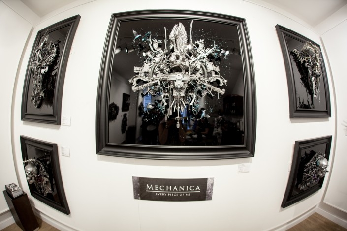 IMG 2869 705x470 Castle Galleries exhibition; Mechanica.