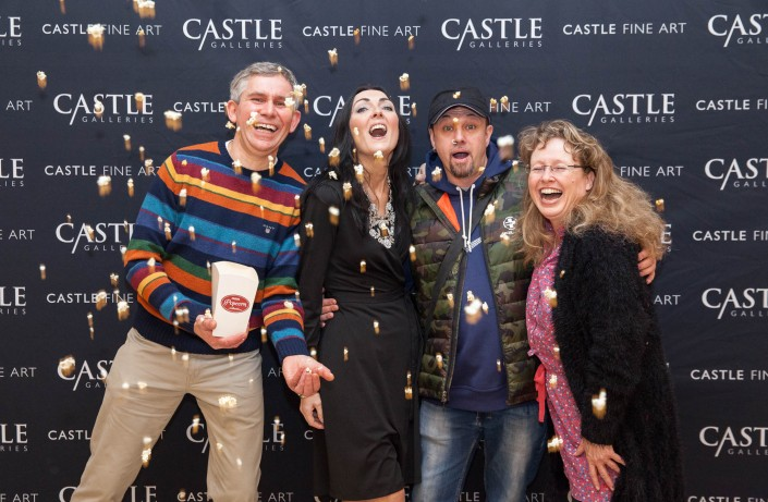 IMG 7507 705x461 Commercial Photography; Castle Galleries Temper exclusive preview event